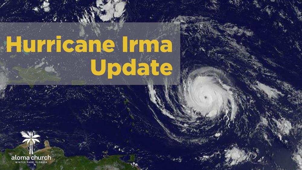 Hurricane IrmaUpdate 5
