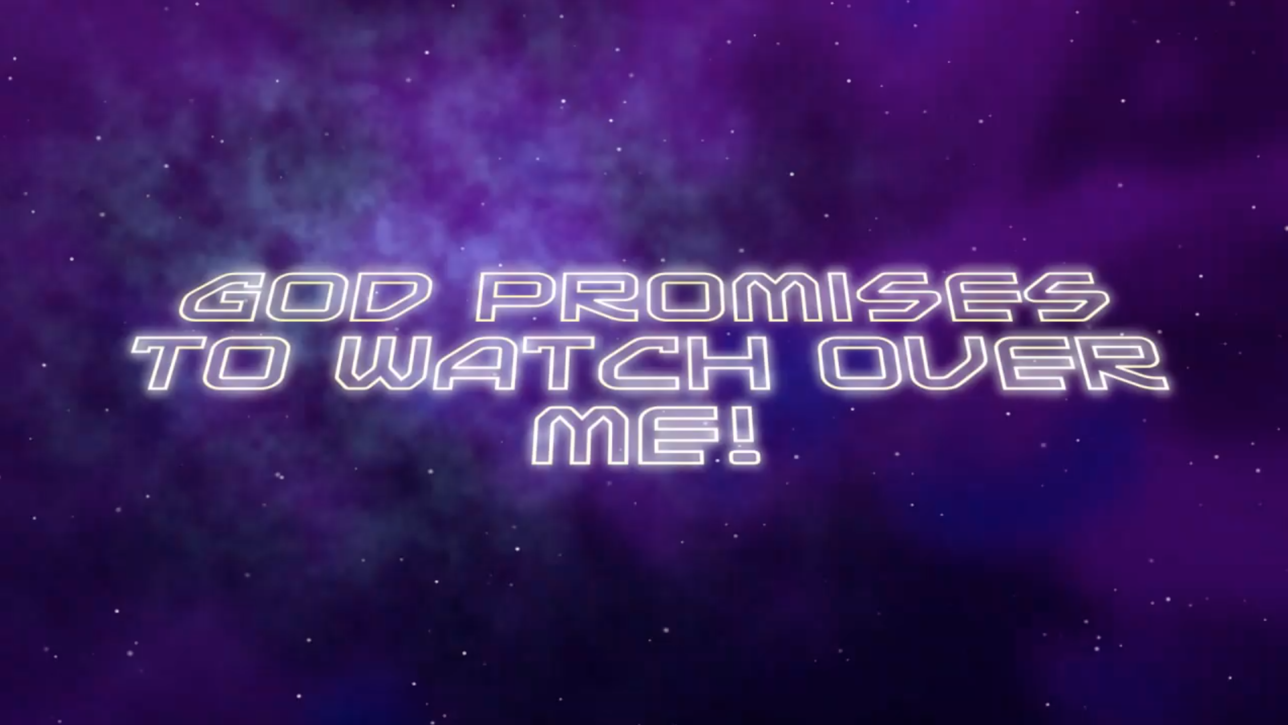 Nov. 18 2 | 11:00am | God Promises to Watch Over Me (Elementary)