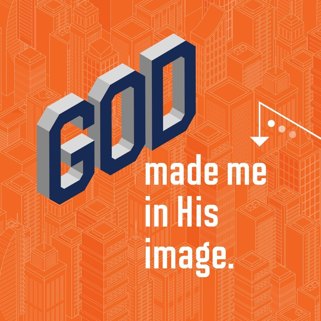 March 3rd | 9:30 | God made me in His image